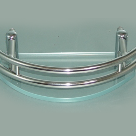 Glass towel shelf NO.2