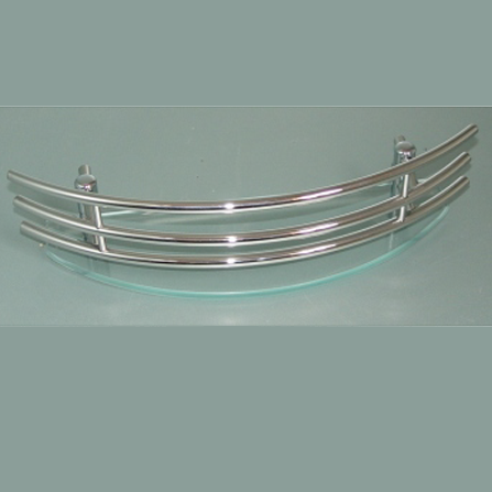 Glass towel shelf NO.3