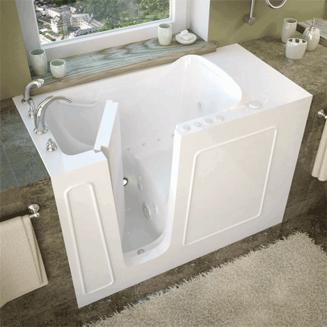 Walk In Tub-2653RWD