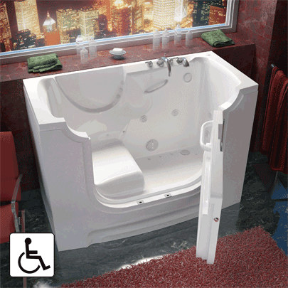 Walk In Tub-3060WCALWA