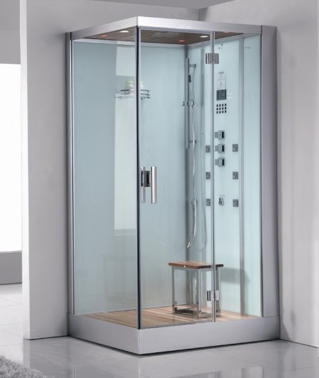 Platinum DZ960F8 Steam Shower-White