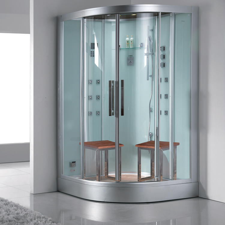 Platinum DZ962F8 Steam Shower-White