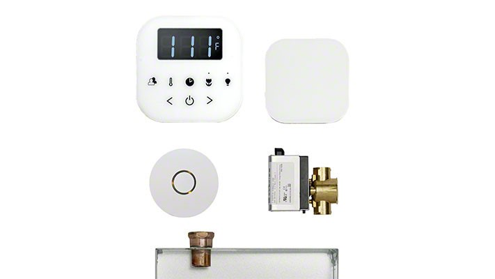 Mr. Steam Air Butler Package #1-White
