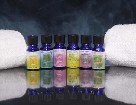 Steam Whirl Essential Oils Kit