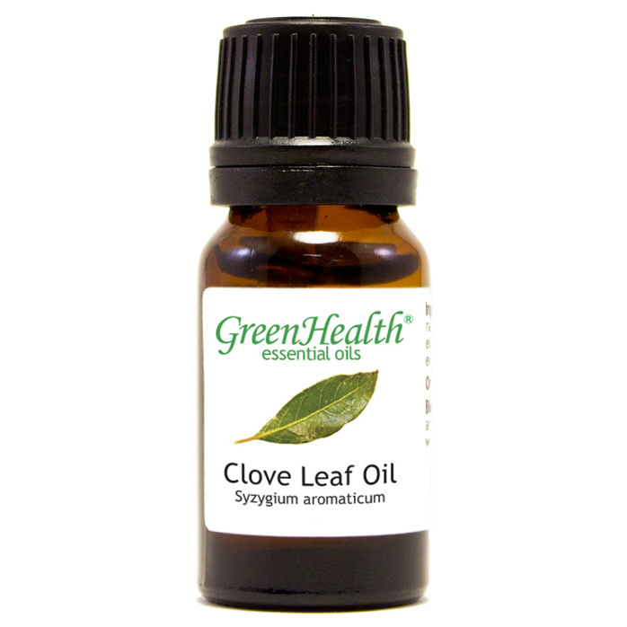 GreenHealth Aromatherapy Essential Oil Clove Leaf