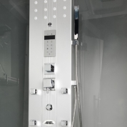 Mesa 500L-White Steam Shower