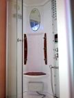 Mesa 802A Steam Shower
