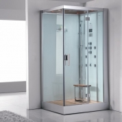Platinum DZ959F8R Steam Shower White