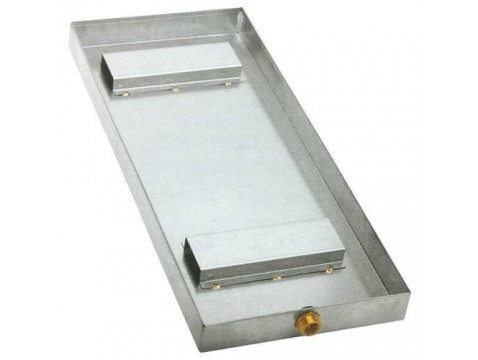 Steam Spa Drain Pan