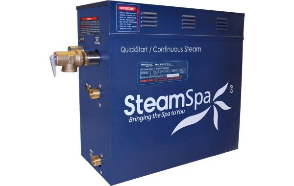 SteamSpa S-1050 Steam Generator